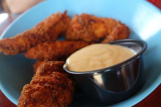 Lookout Tavern: Chicken Fingers Appetizer