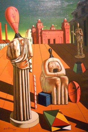 Galleria d'Arte Moderna di Roma Capitale : Giorgio de Chirico