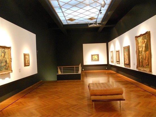 Galleria d'Arte Moderna di Roma Capitale : La pièce Chiricoïenne