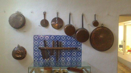Musée d'Art et d'Histoire de Provence : Kitchen
