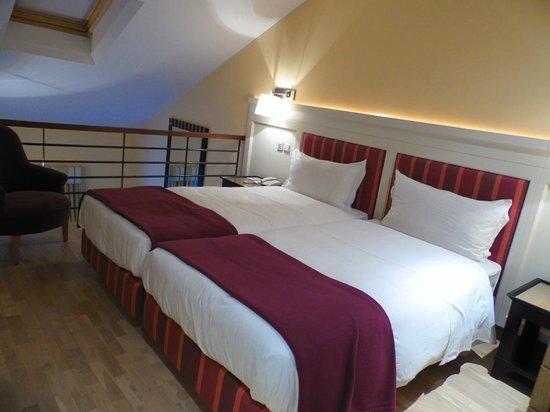 Pestana Sintra Golf Resort and Spa Hotel: Chambre du haut duplex