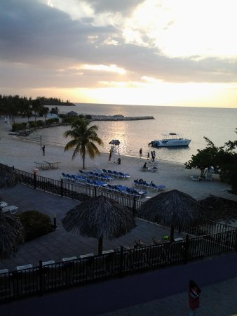 Hotel Riu Montego Bay: view from wedding area