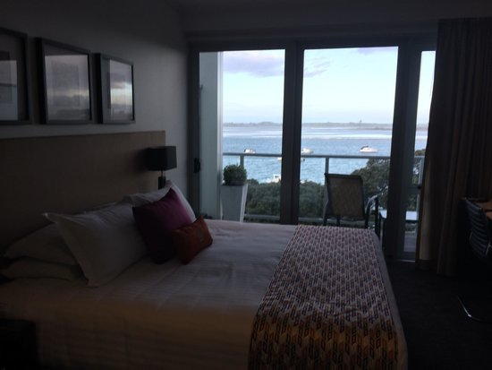 Hotel on Devonport: Nice Harbourside Room with a view