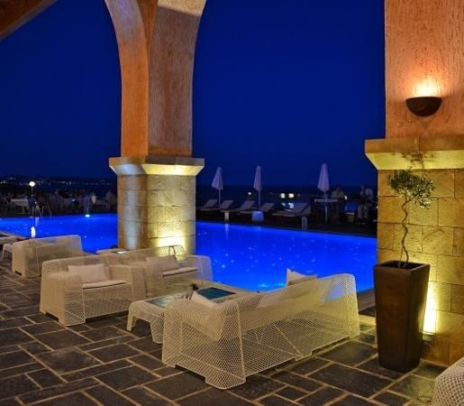 Boutique 5 Hotel & Spa: beautiful evenings
