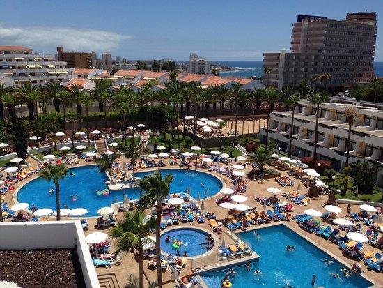 Iberostar Las Dalias: Room view July 2014