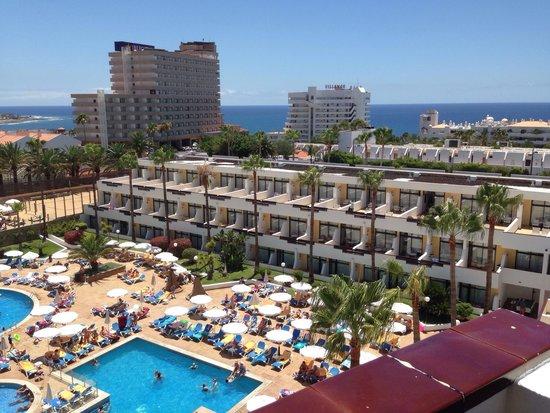 Iberostar Las Dalias: View from room July 2014