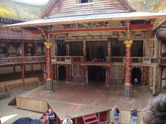 Shakespeare's Globe Theatre : Globe Theatre