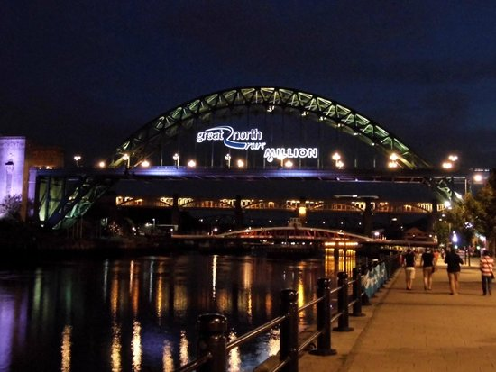 The Quayside : .