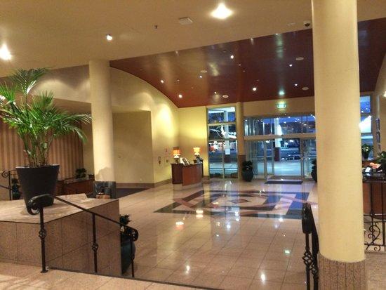 Rydges Rotorua: Worth every cent - lobby