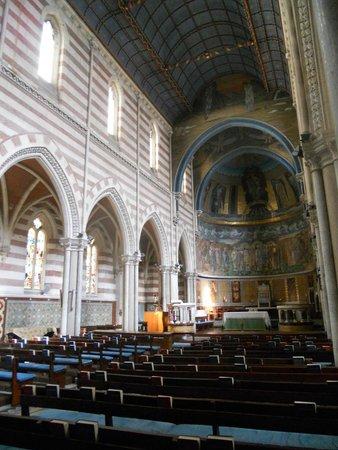 San Pedro Encadenado (San Pietro in Vincoli): Un certain mystère