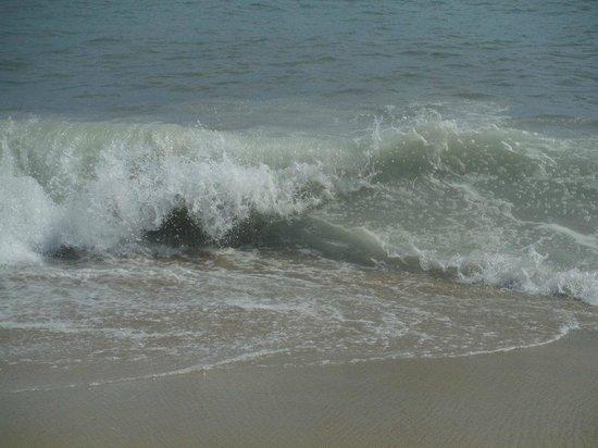South Beach: Waves