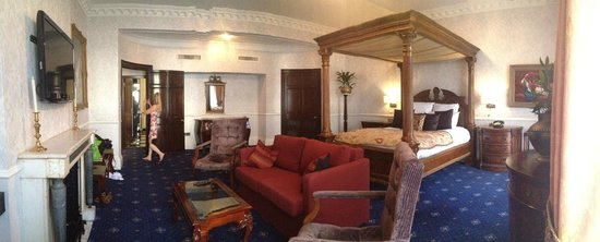 Grand Royale London Hyde Park: Lily Langtry Suite