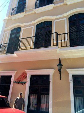 La Terraza de San Juan: Exterior Street View