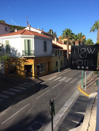 Holidays & Work Hotel : Altra prospettiva dalla camera