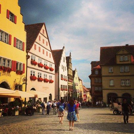 Altstadt: Markplaz