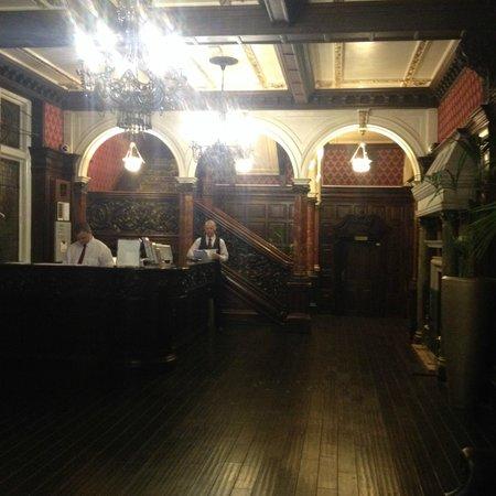 Grand Royale London Hyde Park: Lobby