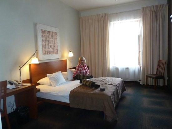 Rixwell Centra Hotel: habitación
