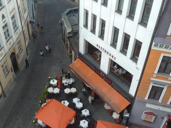 Rixwell Centra Hotel: vista desde la habitación