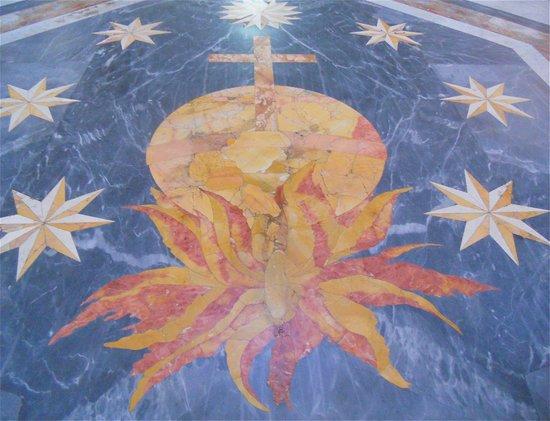 Basilica di Santa Maria degli Angeli e dei Martiri : Fleur de marbre