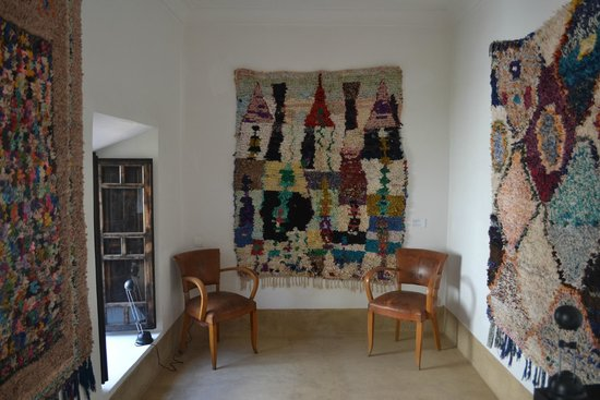 Musée Boucharouite : Tapices