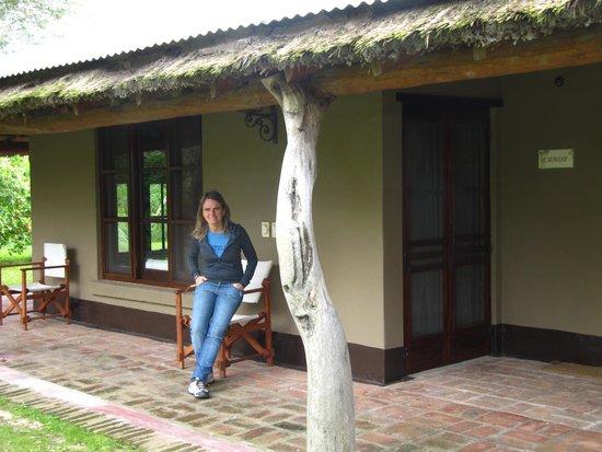 Rancho de Los Esteros: El rancho
