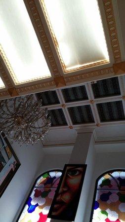 ottopera Hotel: Arquitetura e decoração do hotel