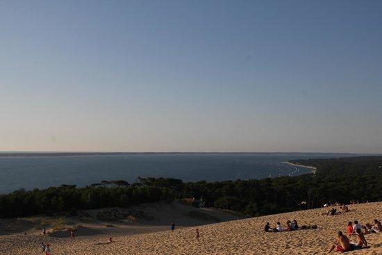 Dune du Pilat : Another view from dune de pilat