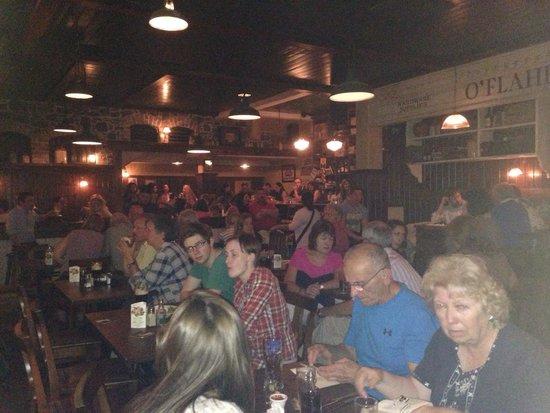 The Old Storehouse Bar & Restaurant : Inside the restaurant