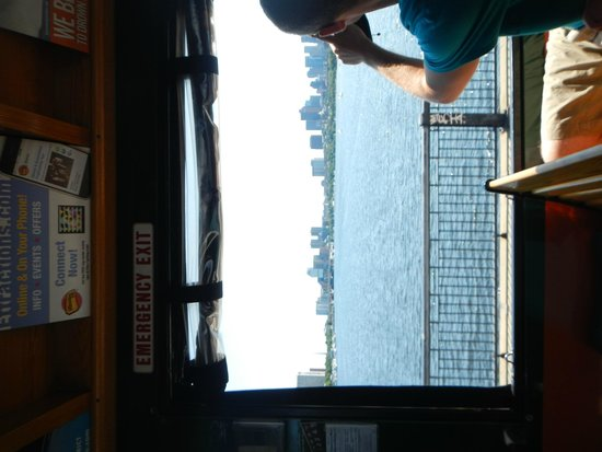 Old Town Trolley Tours : Good views of the city from the trolley.