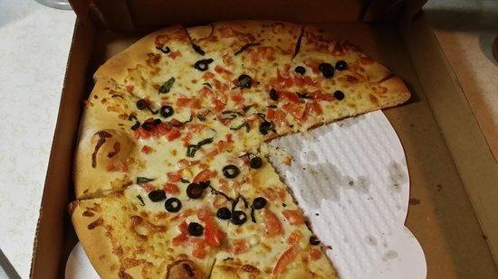 Ron Jillians : $1.50 for 3 sliced olives!?
