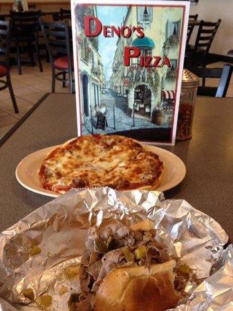 Deno's Pizza