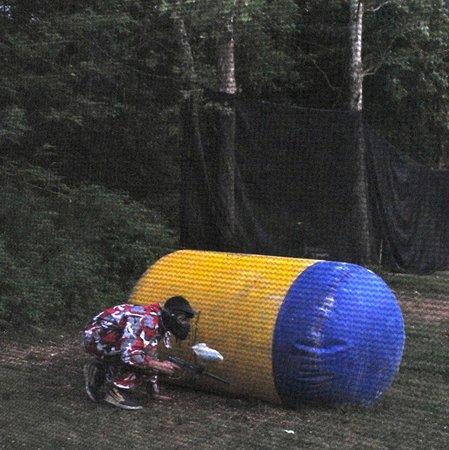 Sir Goony's Family Fun Center: Action shot!