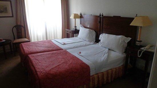 Pousada de Queluz Palace Hotel : Camas
