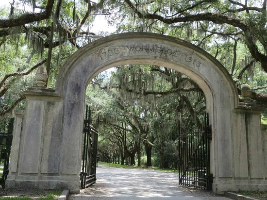 Wormsloe Historic Site : Great visit