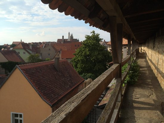 Town Walls : Nice view