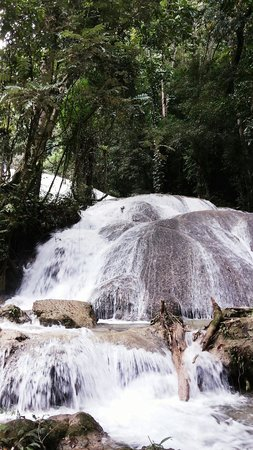 Saluopa Waterfall: Great waterfall