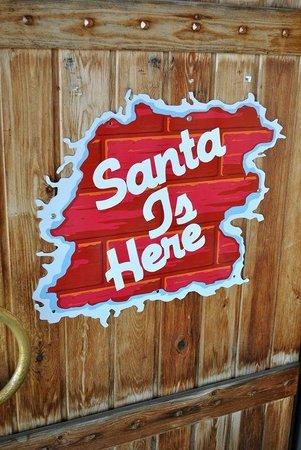Santa Claus Village: Santa's House