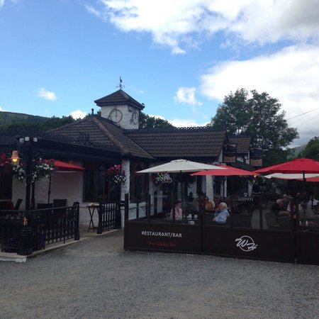 The Wicklow Heather Restaurant : The exterior of the restaurant