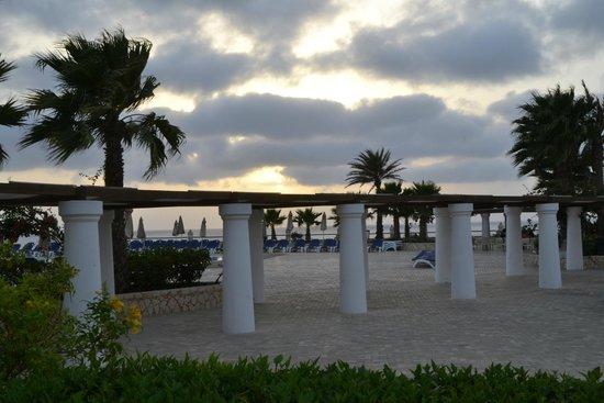 IBEROSTAR Club Boa Vista : Esplanada das piscinas