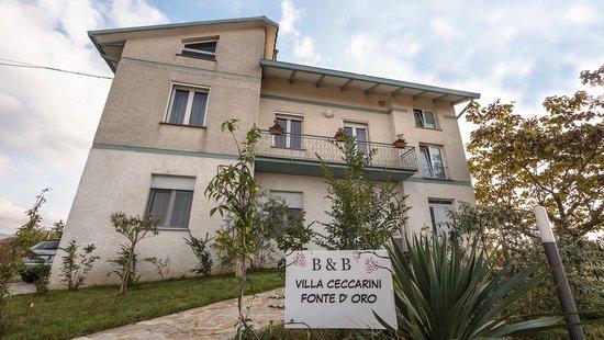 Villa Ceccarini Fonte D'Oro