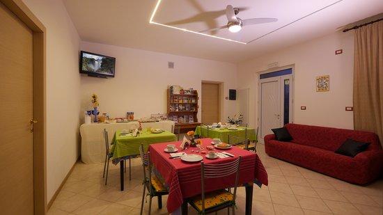 Fratta, Italia: cucina