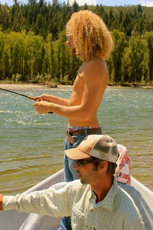Teton Scenic Floats and Fly Fishing : J & J