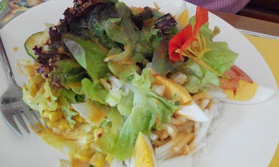 Restaurant Sonne : yummy !