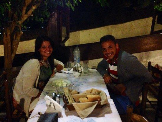 Simos Taverna: Luisa & Saverio dalla provincia di Napoli :)