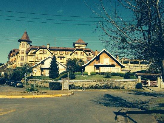 Hotel Le Renard: Hotel 1