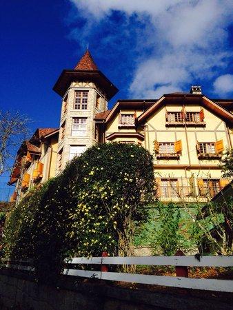 Hotel Le Renard: Hotel 2