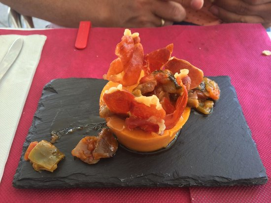 Navalcarnero, Espagne : Salmorejo magnifico!! ����