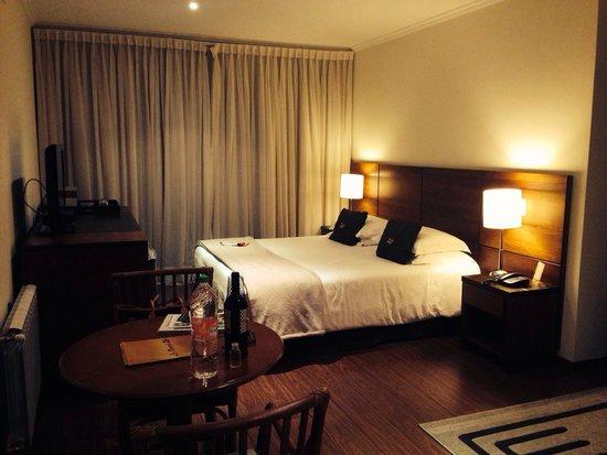 Hotel Le Renard: Quarto 1