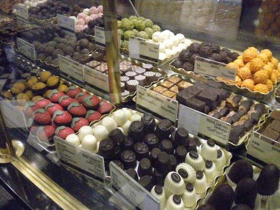 Szamos Gourmet Ház - Váci utca: docinhos