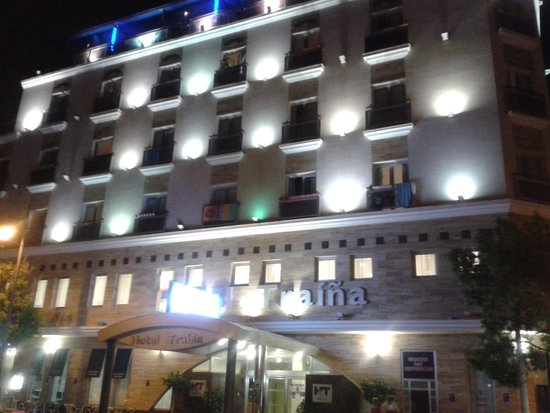 Hotel Traina: muy bueno